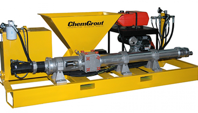ChemGrout - Website